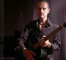 Steve Dwyer akoestisch gitaar