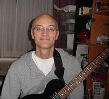 Tom Ashton Electrisch gitaar